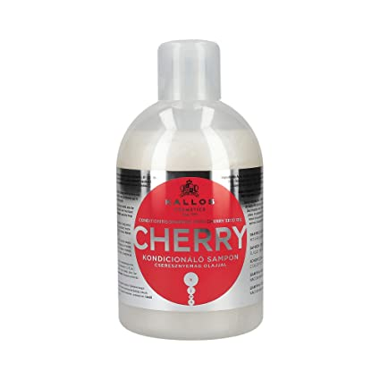 Kallos Cherry Shampoo 1 L