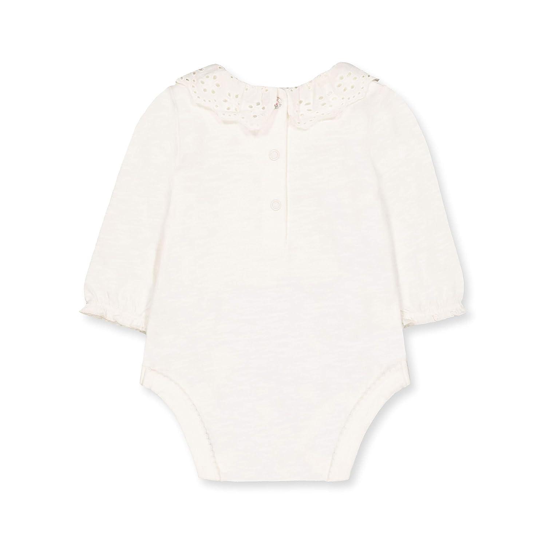 Mothercare NB PF Mock Blouse Bodysuit Body para Beb/és