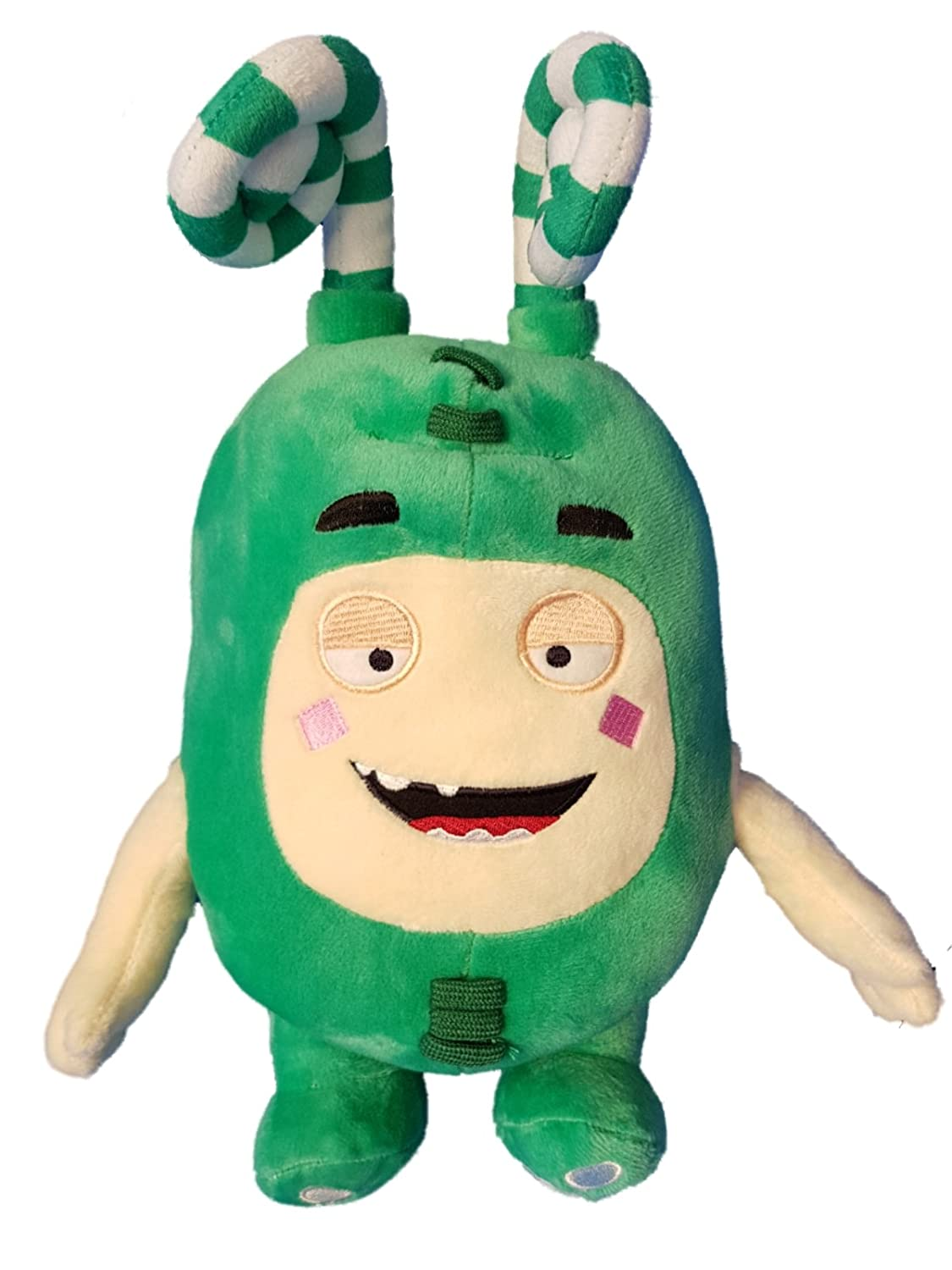 Oddbods Large 30cm Plush Soft Cuddly Toy Newt Bubbles Pogo Zee Jeff Fuse Slick: Amazon.es: Juguetes y juegos