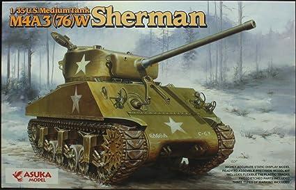 Pegasus Hobbies 1//144 M4A3 Sherman 2 # 750