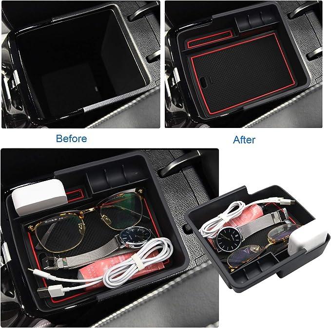 accoudoirs compartiment /à gants console centrale LFOTPP Accoudoir de voiture pour XCeed SUV