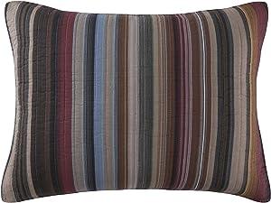 Greenland Home Durango Pillow Sham, Standard, Stampede