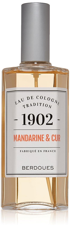 Berdoues - 1902 Tradition Mandarine & Cuir - Eau de Cologne - 125 ml - MC42-US