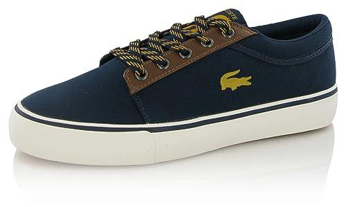 Zapatillas Lacoste VAULTSTAR WT Azul marino - Color - AZUL MARINO, Talla - 44,5: Amazon.es: Zapatos y complementos
