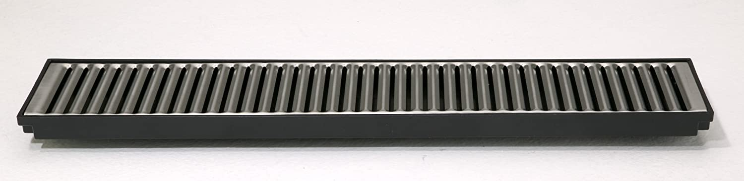 """Wilbur Curtis Plastic Drip Tray, 20"""" - Easy-to-Clean Food Service and Restaurant Drip Tray - DTP-20 (Each)"""