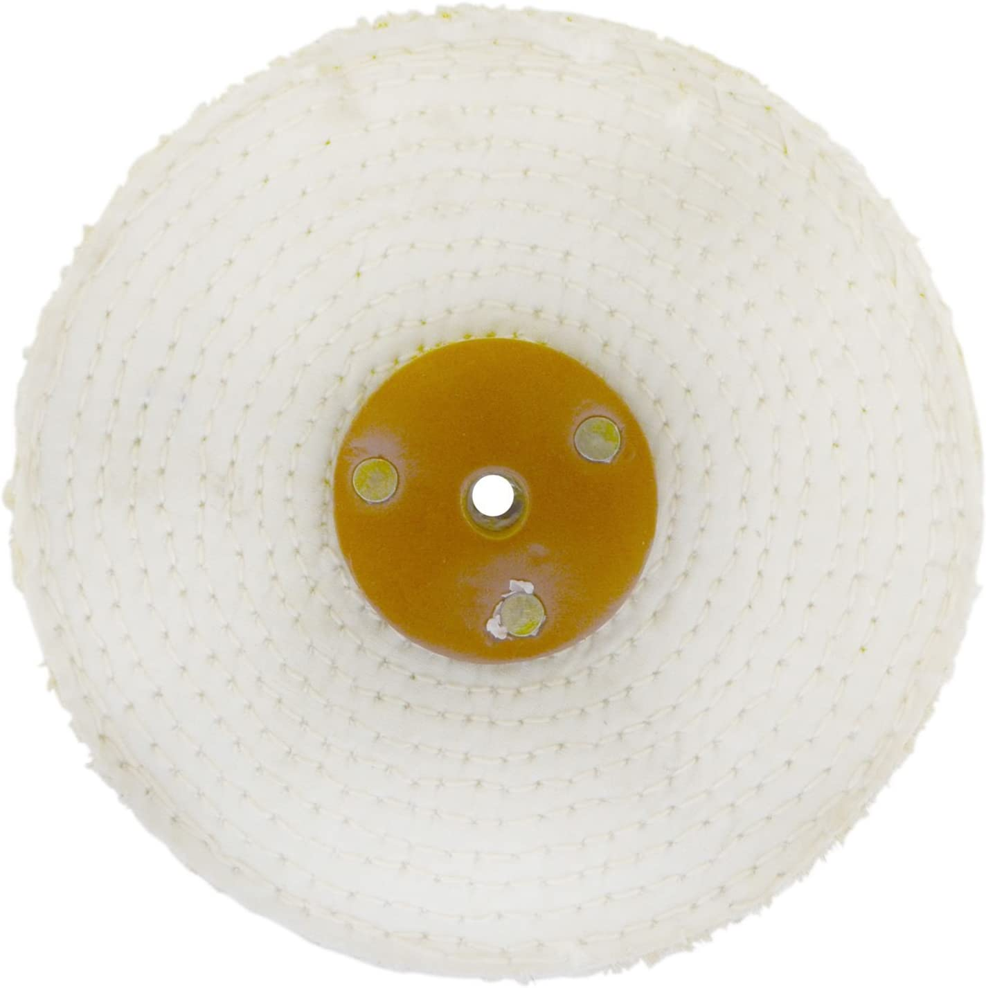 "Fine Polishing Mop Buffing Pad Metal Scratch Removal Medium 4/"" Coarse"