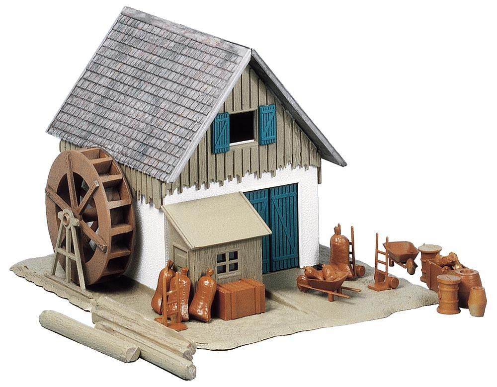 Faller H0 Bausatz 131355  Wohnhaus mit Terrasse