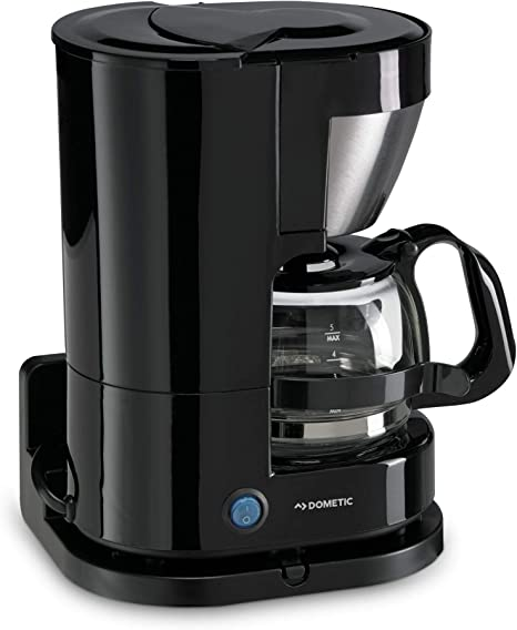 Dometic PerfectCoffe MC 054 - Cafetera de 24 V para cinco tazas, con conector para mechero: Amazon.es: Coche y moto