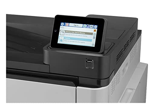 Amazon.com: HP Color Laserjet Enterprise Refurbished M651n ...