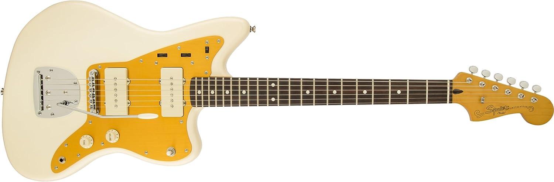 Fender Squier Squier® J Mascis Jazzmaster®, Rosewood Guitarra Eléctrica