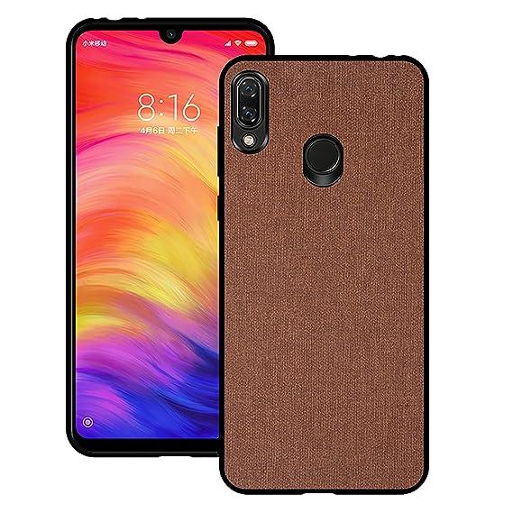 f04c6360ca2 Amazon.com  Aidinar Case for Xiaomi Redmi Note 7  Xiaomi Redmi Note ...