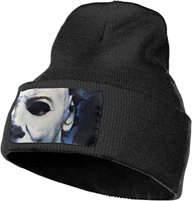 Unisex Knitted Hat Skull Hat Beanie Cap for Mens and Womens Michael Go Home