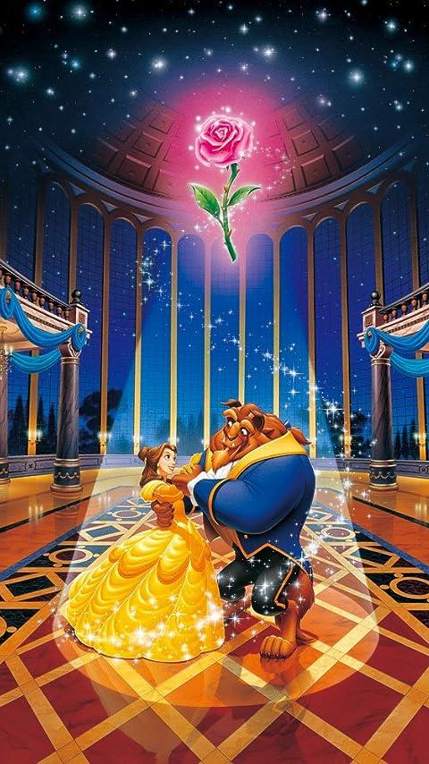ディズニー 美女と野獣 XFVGA(480×854)壁紙 画像66739 スマポ