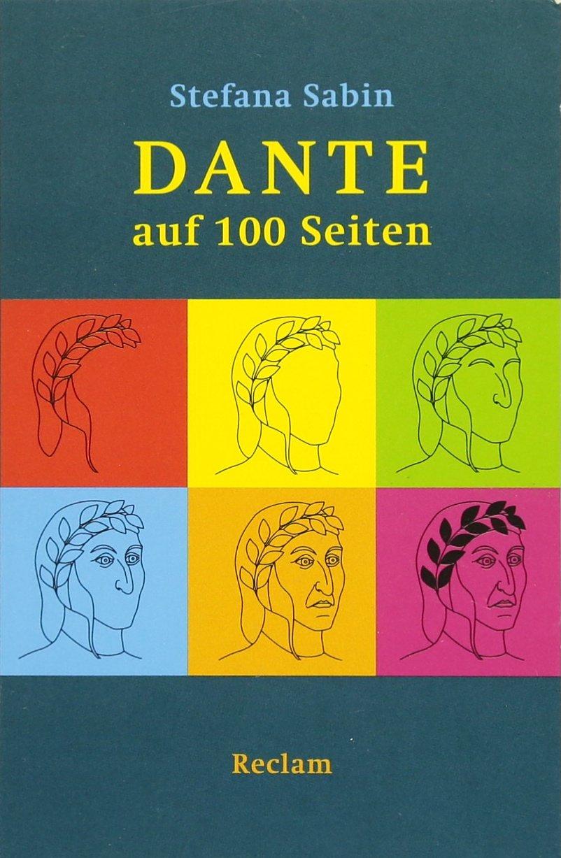 Dante Auf 100 Seiten  Reclams Universal Bibliothek
