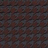印傳屋(INDEN-YA) 印伝 隼人(HAYATO) 二つ折り財布 [茶] 8921 IND-010