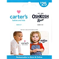 Carters/OshKosh gift card link image