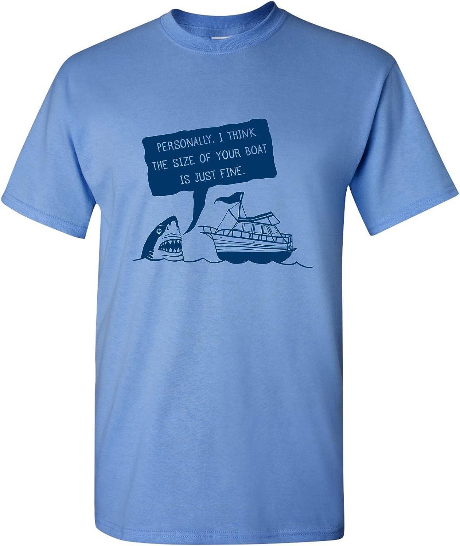 Polite Shark - Amity Island, Movie, Beach, Great White Shark T-Shirt