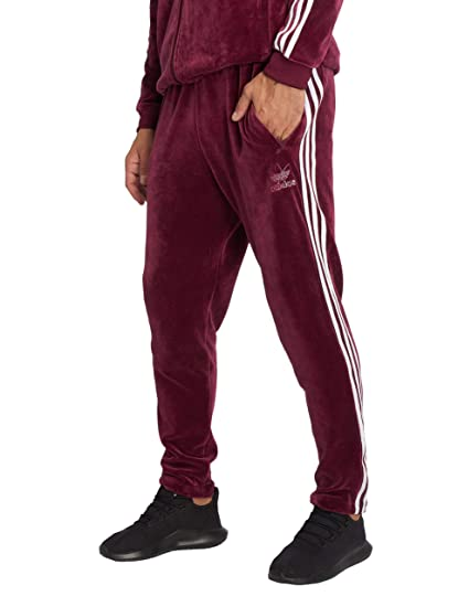 low cost detailing speical offer adidas Originals Homme Joggings Velour BB Tp: Amazon.fr ...