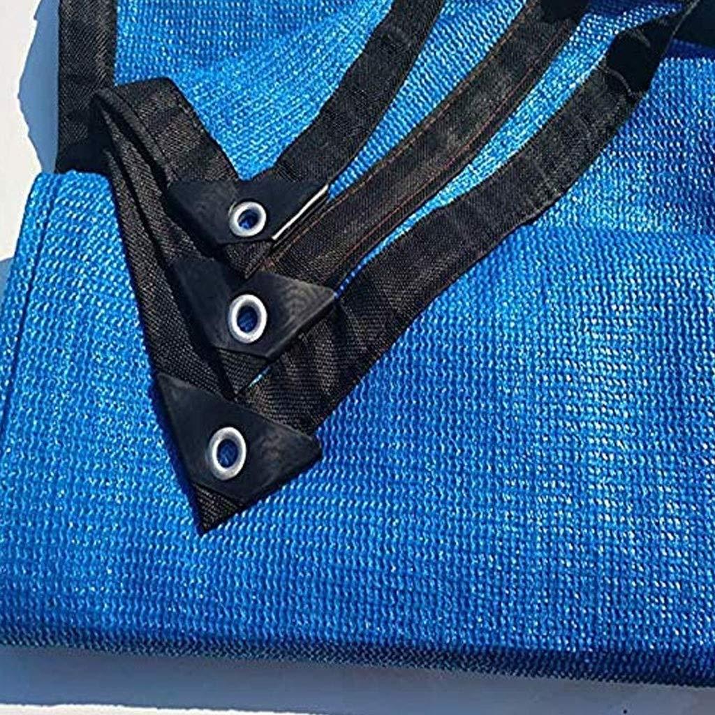 23m Sgfccyl Plane Sommercarport Balkon Pool Schatten Netz Austragungsort Grünpflanze Lochbeschattung Innenhof Balkon Netz Netz Anti-Schwarz Netz (Größe   2  3m)