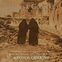 Gorecki String Quartets Nos.1 2