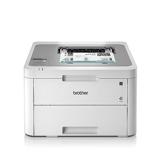 Brother HL L3210CW Impresora láser color Wifi USB 2 0 256 MB 800 MHz 18 ppm 390 W blanco