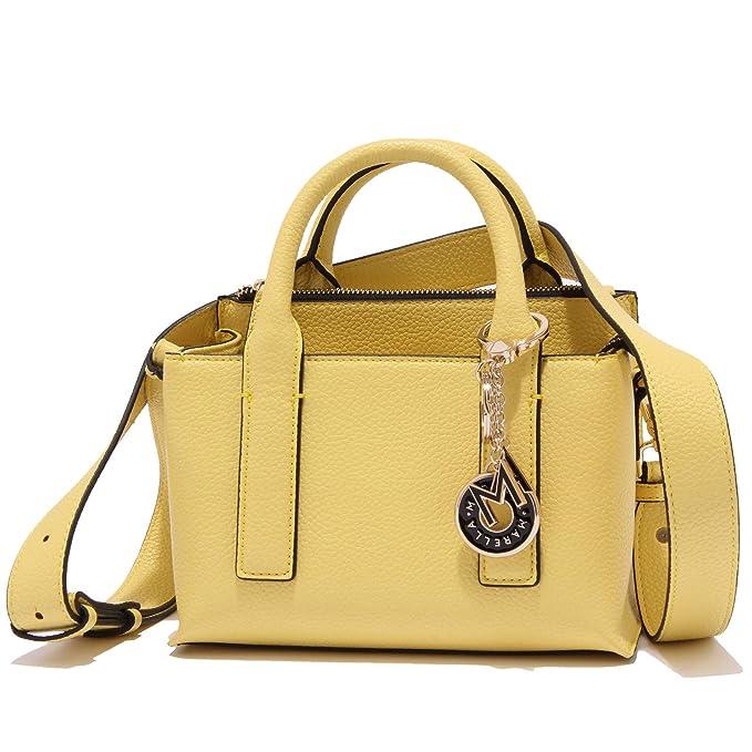MARELLA 3332X mini borsa donna yellow borse eco leather mini bag woman  ONE  SIZE  d2846e49685