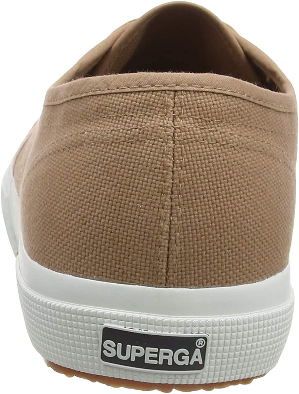 Superga Men's Low-Top Gymnastics Shoes Brown Brown Dusty Wg6