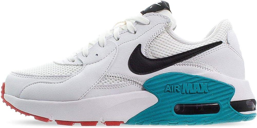 conservador musical carril  Nike Tenis Air MAX Excee - CD5432102 - Blanco - Mujer: Amazon.com.mx: Ropa,  Zapatos y Accesorios