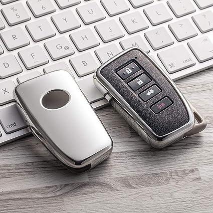 Amazon.com: Funda para llave de coche para Lexus NX GS RX es ...