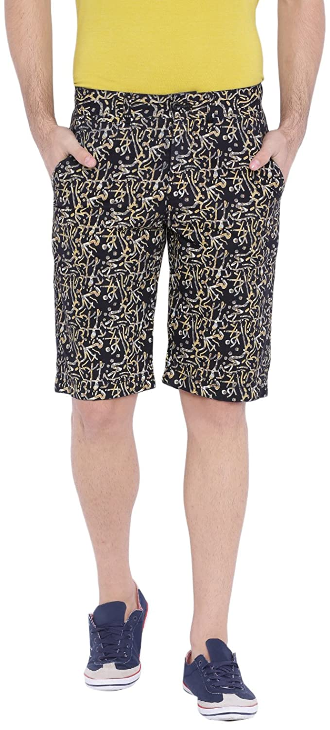 Breakbounce Men s Cotton Shorts upto 80% Off