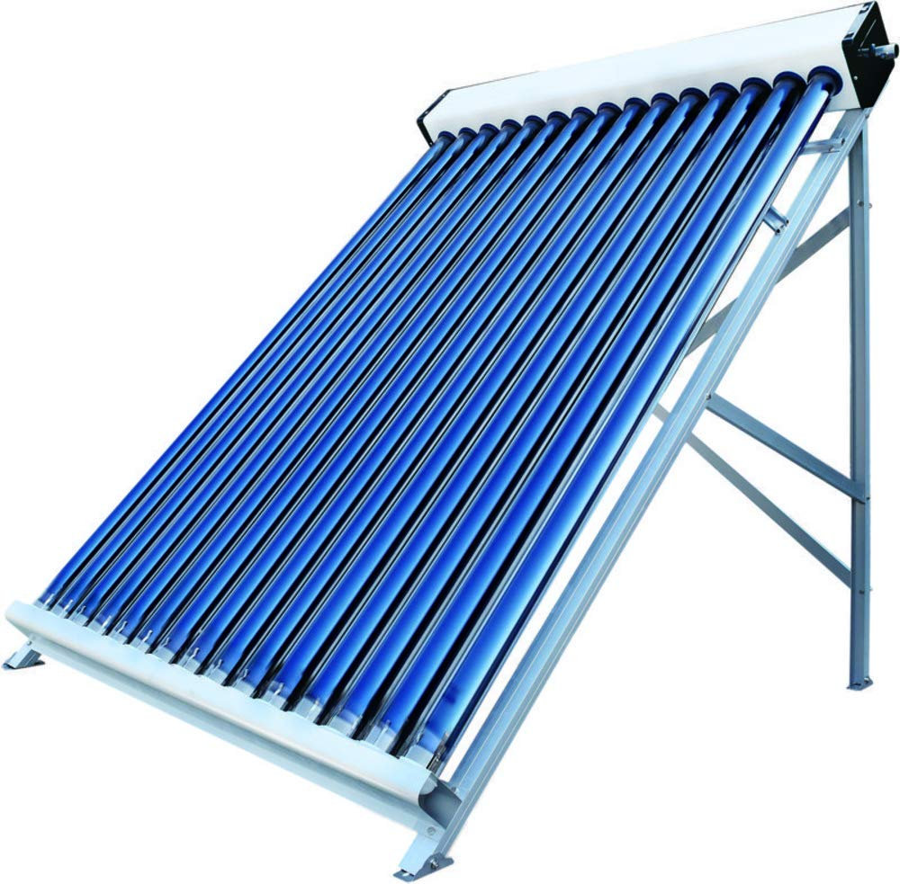 Duda Solar 30 Tube Water Heater Pool Collector Evacuated Vacuum Tubes Hot