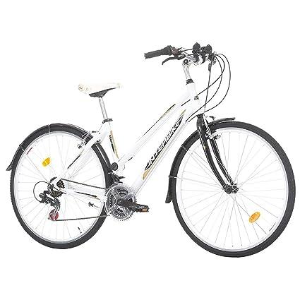 Interbike Bicicletta Da Città Crossfit 28 Alluminio Shimano 18