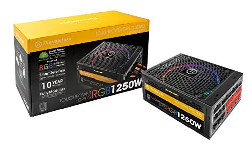 Thermaltake Toughpower DPS G RGB 1250W Power Supply