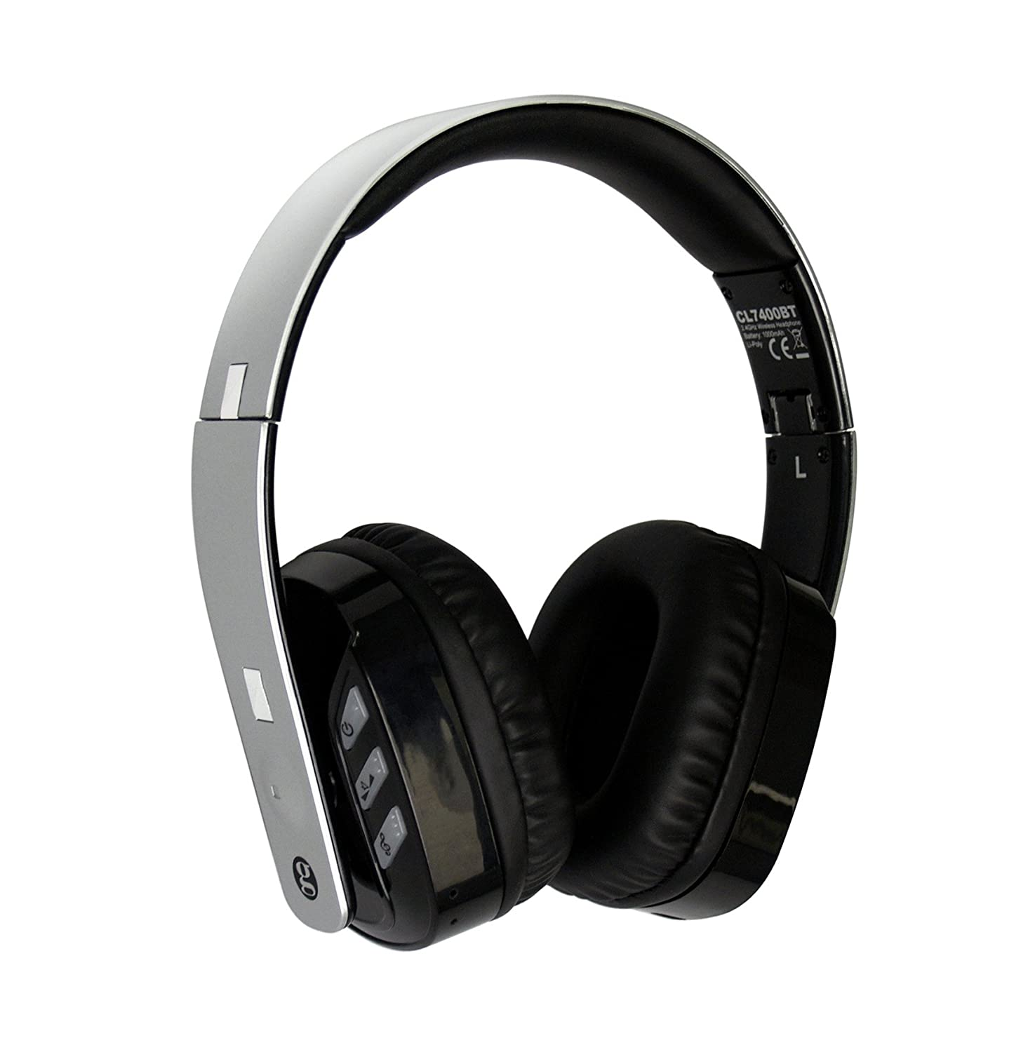 Amplified Bluetooth Headset Geemarc CL7400BT_SIL