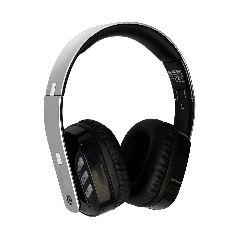 Amplified Bluetooth Headset Geemarc CL7400BT_SIL
