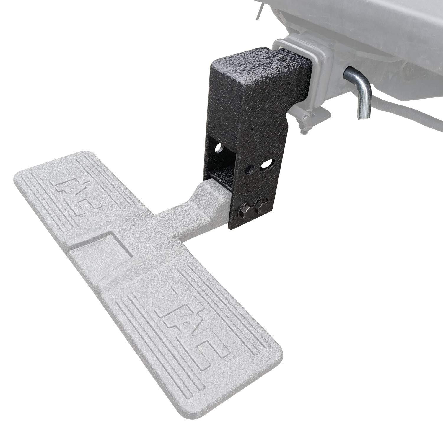 TAC Universal Hitch Step Adjuster Fit Most Hitch Step Brand Selling on The Market/Two Stages Adjustable Drop Mount on 2'' Hitch Receiver by TAC TRUCK ACCESSORIES COMPANY