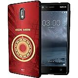 MTT Back Cover for Nokia 3 (Black)