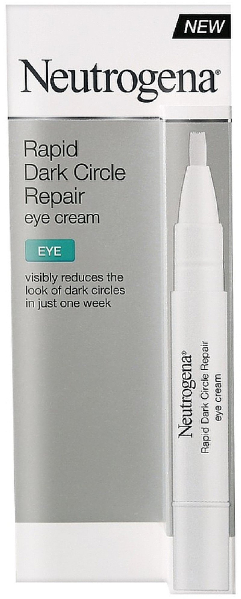 Neutrogena Rapid Dark Circle Repair Eye Cream, Nourishing & Brightening Eye Cream for Tired Eyes.13 fl. oz