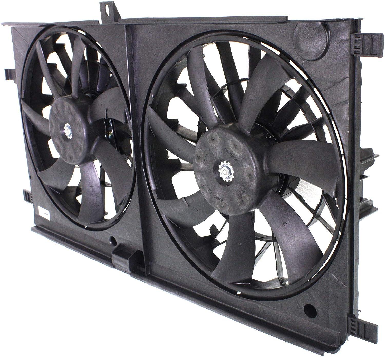 Radiator Cooling Fan For 2007-2009 Dodge Caliber 2008-2013 Avenger