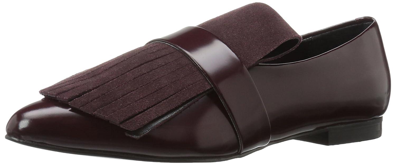 Marc Fisher LTD Women's Mlshonda Pointed Toe Flat B01LVZUMF6 6.5 B(M) US|Dream/Burgundy