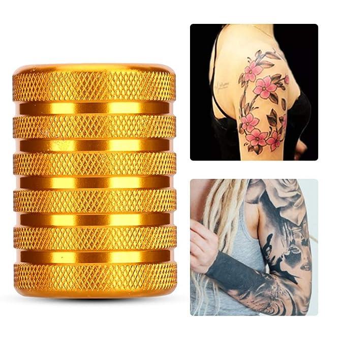 Máquina de tatuaje, mango de aluminio, mango de tatuaje máquina de ...