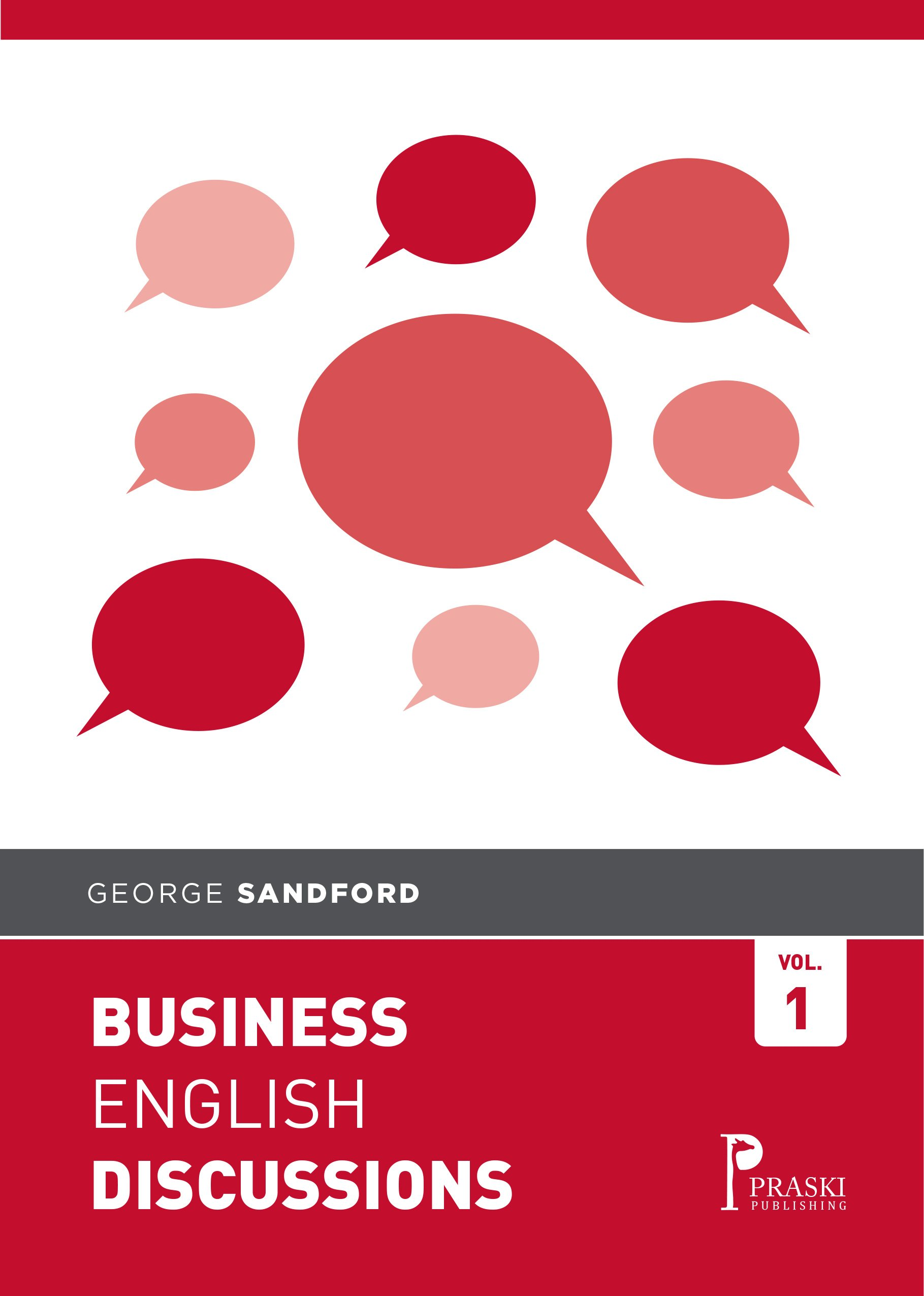 Business English Discussions  English Edition