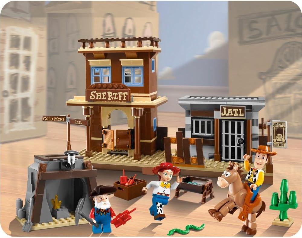 LEGO Toy Story Woody\'s Roundup 7594