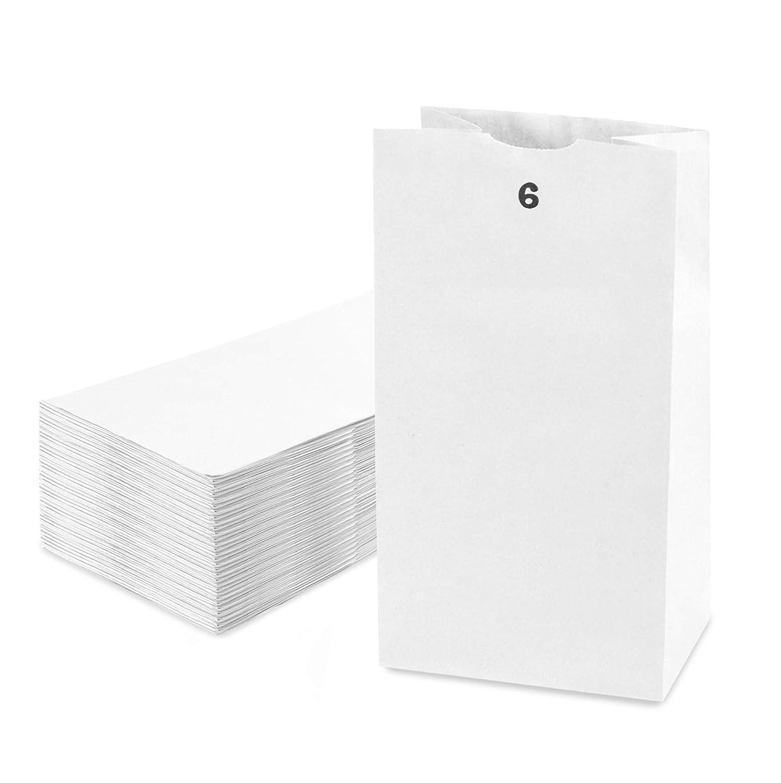[200 Pack] 6 LB 11 x 6 x 3.5