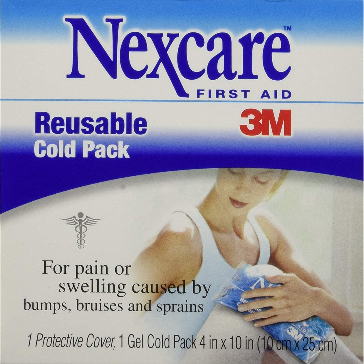 MMM2646 - 3m Nexcare Reusable Cold Pack by 3M: Amazon.es: Salud y ...