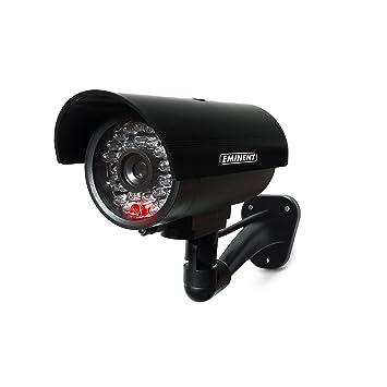 Eminent EM6150 Negro Bala cámara de Seguridad ficticia: Amazon.es: Electrónica