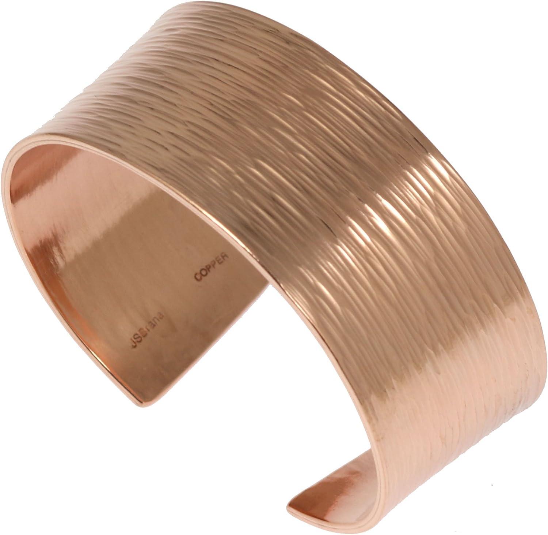 1 Inch Wide Bark Copper...