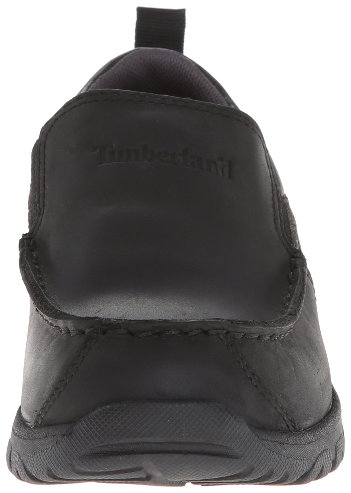 Timberland Discovery Pass Moc Toe Moc Toe Slip-On (Toddler/Little Kid/Big Kid),Black,9.5 M US Toddler by Timberland (Image #4)