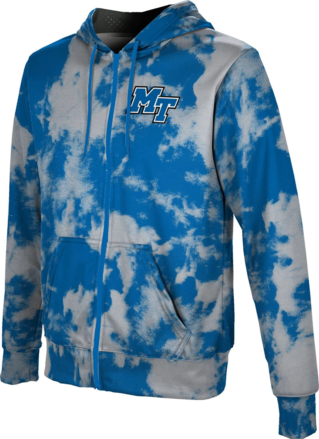 ProSphere Middle Tennessee State University Boys Full Zip Hoodie Grunge