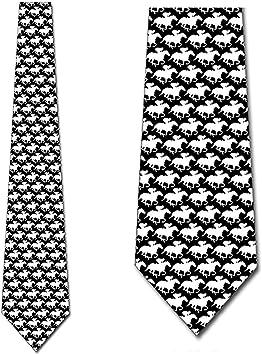 Corbatas ecuestres Corbata de jockey de carreras de caballos para ...